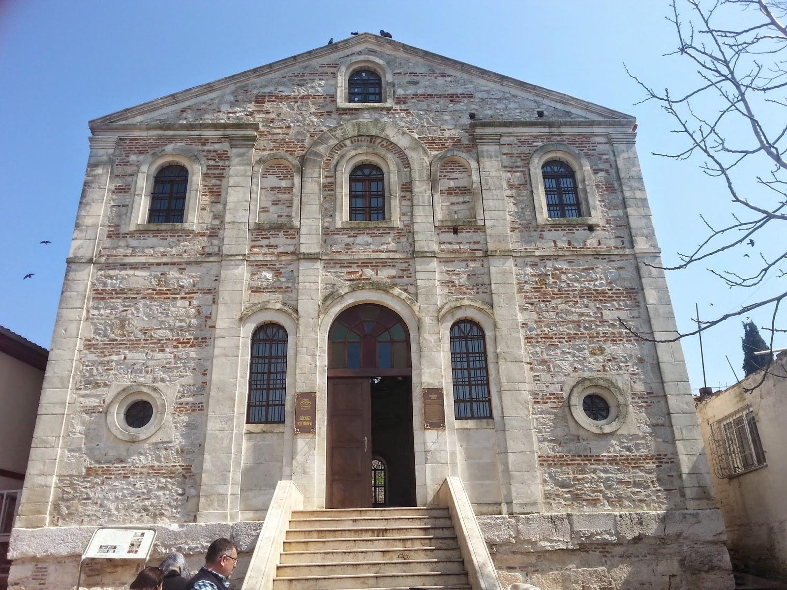 Gölyazı Kilisesi